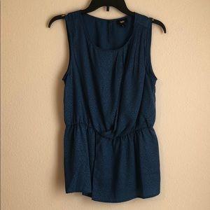 Mossimo Teal Dress Shirt